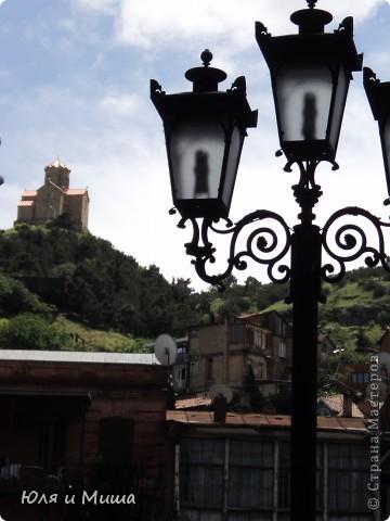 Фоторепортаж Коллаж: Прогулки по Тбилиси. Старый Тбилиси Бумага Отдых, Экскурсия. Фото 9