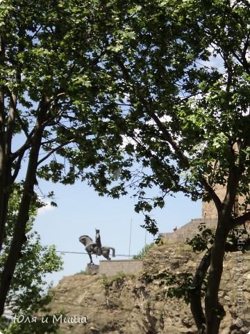 Фоторепортаж Коллаж: Прогулки по Тбилиси. Старый Тбилиси Бумага Отдых, Экскурсия. Фото 10