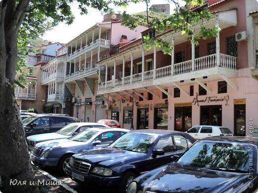 Фоторепортаж Коллаж: Прогулки по Тбилиси. Старый Тбилиси Бумага Отдых, Экскурсия. Фото 14