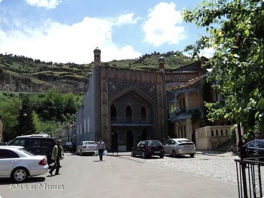 Фоторепортаж Коллаж: Прогулки по Тбилиси. Старый Тбилиси Бумага Отдых, Экскурсия. Фото 16