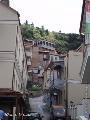 Фоторепортаж Коллаж: Прогулки по Тбилиси. Старый Тбилиси Бумага Отдых, Экскурсия. Фото 20