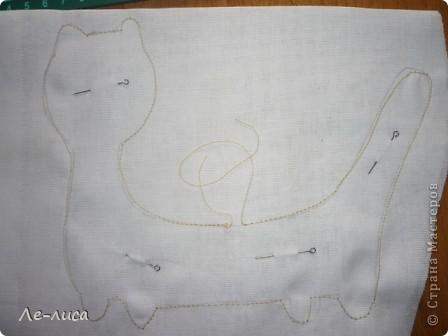 Мастер-класс Шитьё: М.К по ароматизированным текстильным игрушкам. Ткань. Фото 5