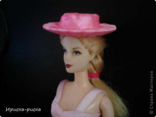 Как можно сделать шляпку для куклы