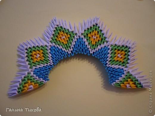 Пошаговое модульное оригами