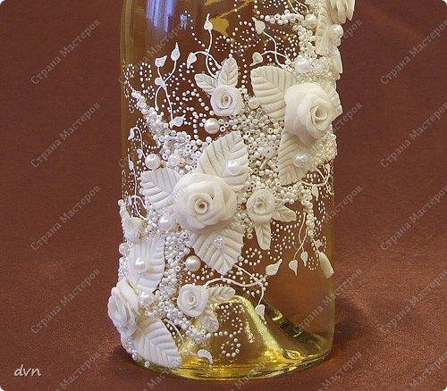 как декорировать вазы для свадьбы