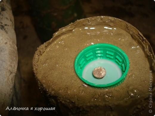 Мои первые грибочки из цемента!!!. Фото 6