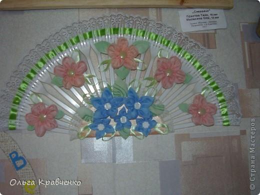 Поделки из пластиковых вилок и ложек своими