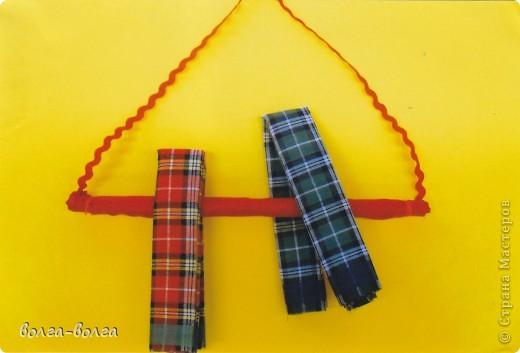 Мастер-класс Шитьё: МК Неразлучники (свадебная кукла) Ткань День семьи, Свадьба. Фото 4