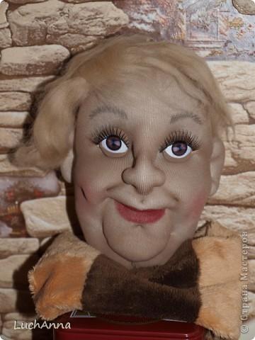 Куклы, Мастер-класс Шитьё: МК кукольный нос Капрон. Фото 1
