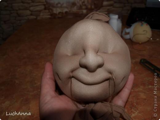 Куклы, Мастер-класс Шитьё: МК кукольный нос Капрон. Фото 41