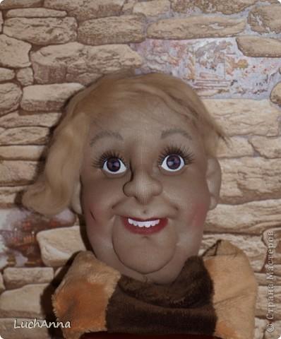 Куклы, Мастер-класс Шитьё: МК кукольный нос Капрон. Фото 47