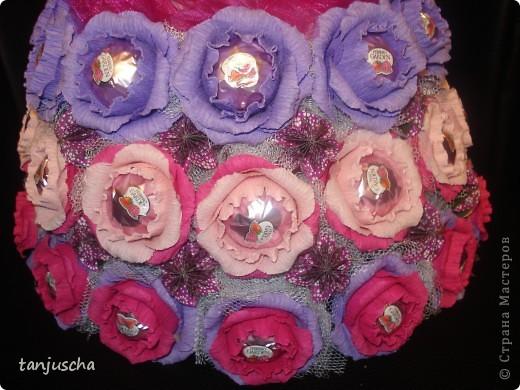 Свит-дизайн Бумагопластика, Оригами из кругов: Мои новые работы  Бумага гофрированная День рождения. Фото 3