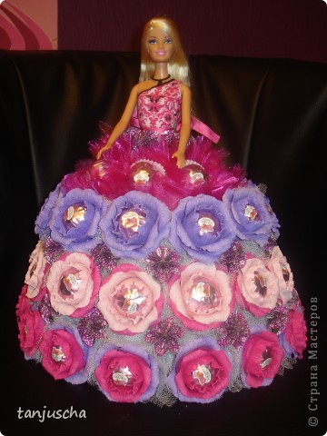 Свит-дизайн Бумагопластика, Оригами из кругов: Мои новые работы  Бумага гофрированная День рождения. Фото 2