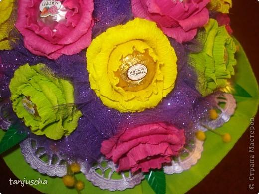 Свит-дизайн Бумагопластика, Оригами из кругов: Мои новые работы  Бумага гофрированная День рождения. Фото 7