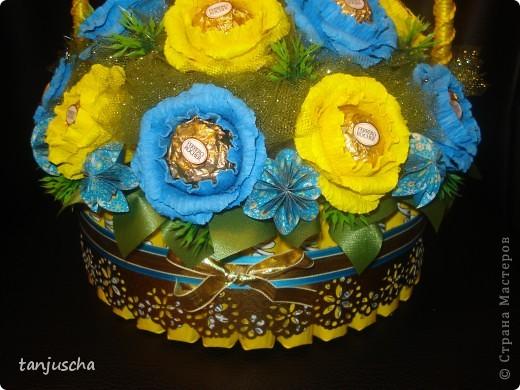 Свит-дизайн Бумагопластика, Оригами из кругов: Мои новые работы  Бумага гофрированная День рождения. Фото 10