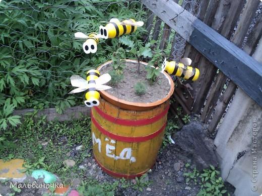 Поделки для сада и огорода своими руками из деревянной бочки