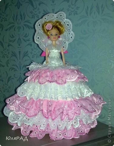 Шкатулка кукла барби своими руками