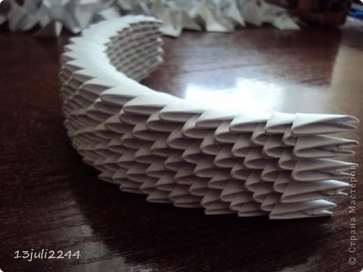 """Мастер-класс Оригами модульное: МК """"КОШЕЧКА"""" Бумага. Фото 36"""