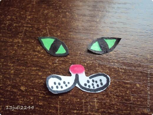 """Мастер-класс Оригами модульное: МК """"КОШЕЧКА"""" Бумага. Фото 40"""