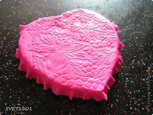 Мастер-класс Лепка: Как я делаю шкатулки из холодного фарфора. Фарфор холодный 8 марта, День рождения. Фото 8
