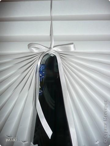 Интерьер Оригами: Жалюзи из бумаги Бумага. Фото 6