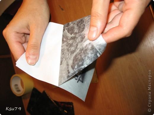Мастер-класс Декупаж: обложки для паспорта (МК) Краска, Салфетки. Фото 3