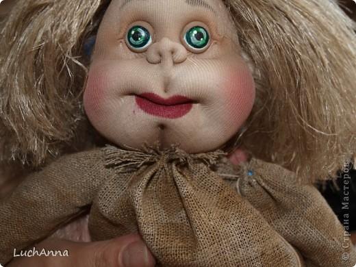 """Куклы, Мастер-класс Шитьё: МК по созданию куклы """"Замарашка"""". Часть 2 Капрон. Фото 89"""