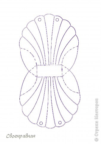 Свадебная бонбоньерка