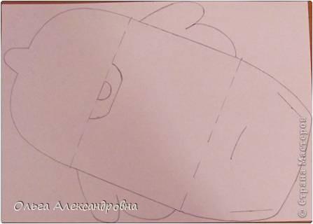 Мастер-класс Бумагопластика: Сувенирчики к 1 сентября(МК) Бумага Начало учебного года. Фото 8