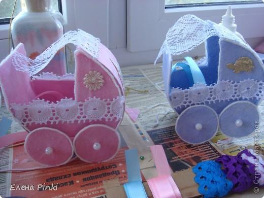 Мастер-класс Моделирование: МК колясочки- коробочки на свадьбу ( для денег) Свадьба. Фото 16