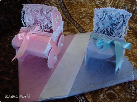 Мастер-класс Моделирование: МК колясочки- коробочки на свадьбу ( для денег) Свадьба. Фото 1
