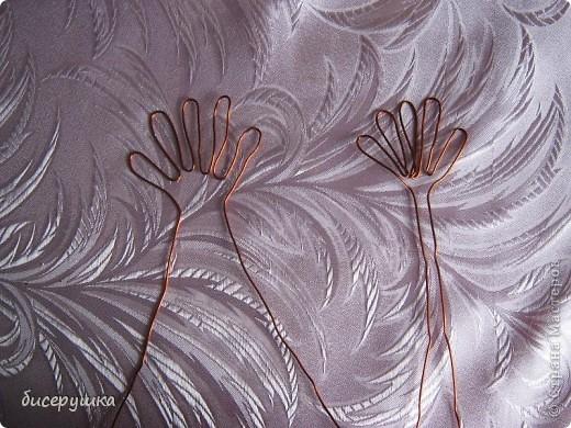Сегодня я покажу МАСТЕР-КЛАСС по пошиву домовёнка с мешковины.... Фото 15