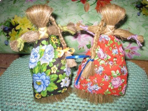 Мастер-класс, Оберег: Кукла-льнянушка. Оберег. Мастер-класс Экскурсия. Фото 18