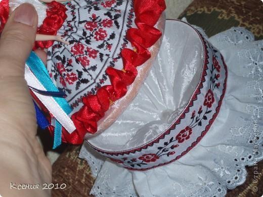 Поделка, изделие Шитьё: Україночка Мешковина. Фото 2