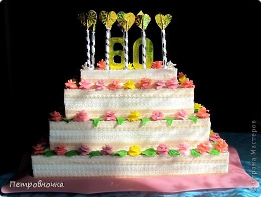 Для тортов на юбилей лучшие торты