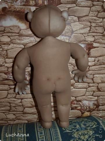 Куклы, Мастер-класс Шитьё:  Утяжки на кукольном теле ( МК). Капрон. Фото 34