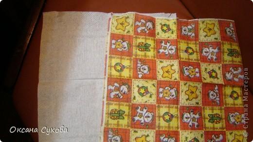Мастер-класс: МК подставки под текстильную куклу. Бумага, Дерево, Картон, Салфетки. Фото 19