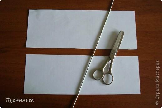 Мастер-класс Плетение, Ткачество ручное: Бёрдышко  Бумага, Шерсть. Фото 2