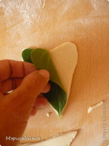 Мастер-класс Лепка: Каллы. Тесто соленое День рождения. Фото 6