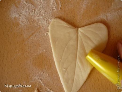 Мастер-класс Лепка: Каллы. Тесто соленое День рождения. Фото 8