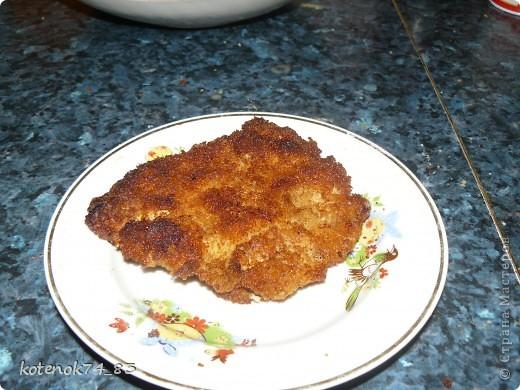 Кулинария Рецепт кулинарный: Отбивнушечки куриные Продукты пищевые. Фото 1
