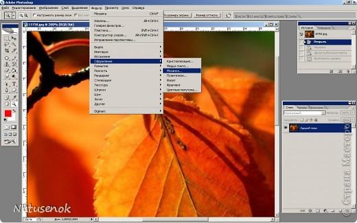 Иногда очень хочется вышить что-то такое-эдакое, например автопортрет. В интернете есть много программ для создания схем, но можно создать схему и при помощи фотошопа. Главное и самое сложное потом подобрать нитки. Не знаю пригодиться ли кому МК. Буду надеяться что пригодиться... ИТАК.... Откройте картинку или фотографию в графическом редакторе. Фото 2