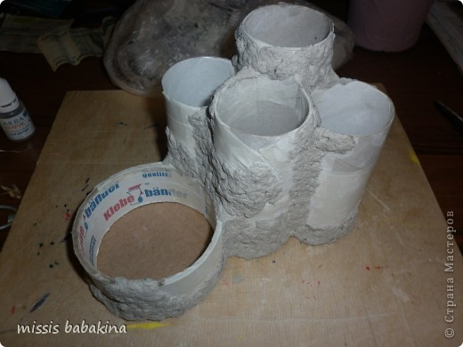 Коробки своими руками из папье маше