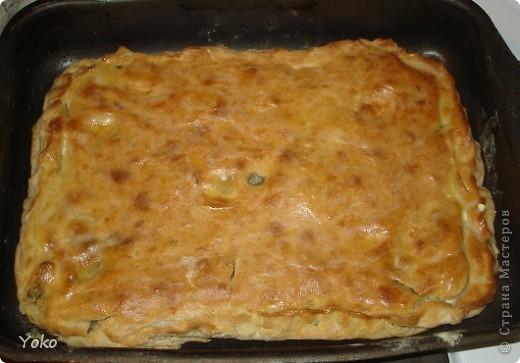 Кулинария, Мастер-класс Рецепт кулинарный: Быстропирог за 20 минут + МК Продукты пищевые. Фото 1