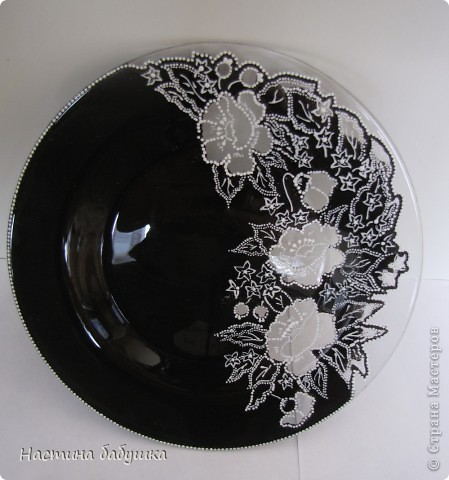 Декор предметов Роспись: Маки. Краска