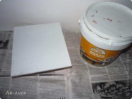Мастер-класс Коллаж: Домовой у плетня или утилизация цветочной корзины. Мини-МК.. Фото 5