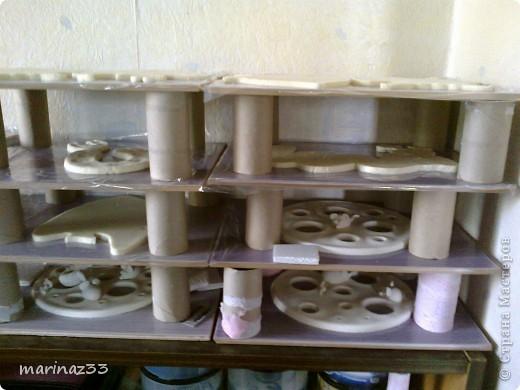 Материалы и инструменты Лепка: Сушим поделки,может кому пригодится! Тесто соленое. Фото 1