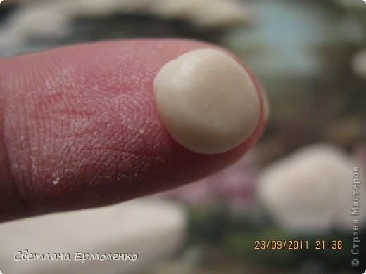 Мастер-класс Лепка: Беседка Тесто соленое. Фото 6