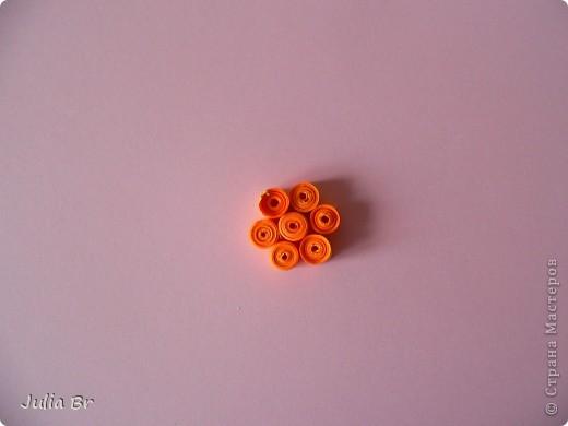 Мастер-класс Квиллинг: Цветы из бумаги Бумага. Фото 11