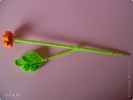 Мастер-класс Квиллинг: Цветы из бумаги Бумага. Фото 12